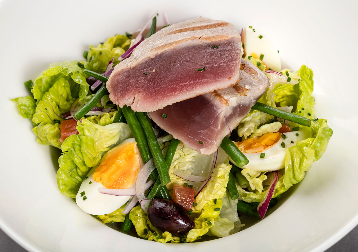 Cookhouse Food - tuna